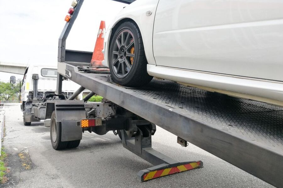 roadside assistance towing Fayetteville AR