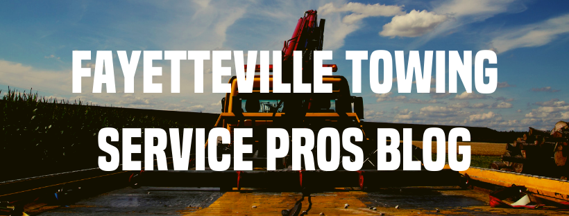 Fayetteville Towing BLOG